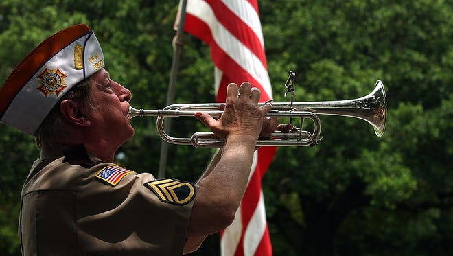 "Gary Edmondson has made himself a fixture of remembrance for veterans in Acadiana since 1959, playing TAPS at veterans' funerals, but the beginning of what this bugler calls ""a calling"" began 70 years ago."