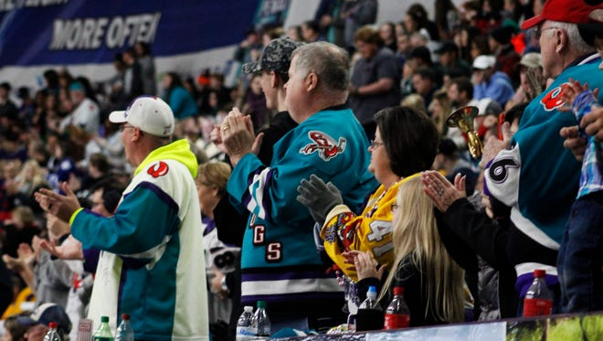 The Shreveport Mudbugs will host a pair of games on George's Pond at Hirsch Coliseum this weekend.