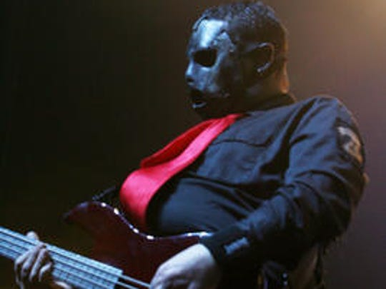Slipknot band member Paul Gray died on May 24, 2010,