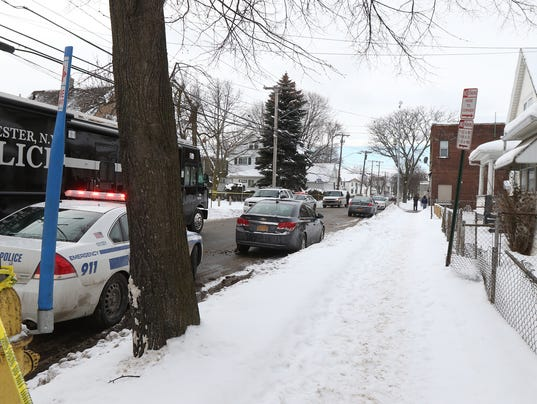 Murray St. homicide