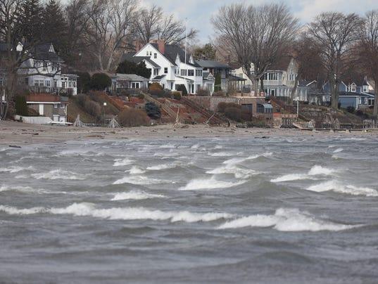 Lake Ontario homes