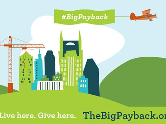 The Big Payback is coming up Wednesday, May 3, starting at 12:01 am and running 24 hours.