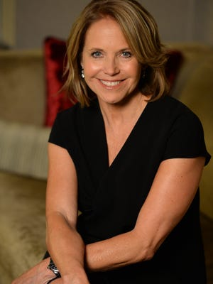 Katie Couric, 59, is an executive producer and narrator of gun violence documentary 'Under the Gun.'