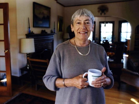 ADDITION Obit-Le Guin