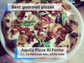 Chef Jerry Ancieri makes each of the pizzas (and his
