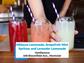 Vanillamore's spring mocktails include Hibiscus Lemonade,