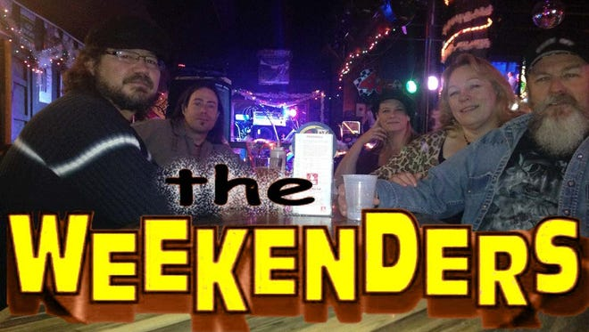 The Weekenders will play 9 p.m. Dec. 26 at the Half Penny Bar & Grill.
