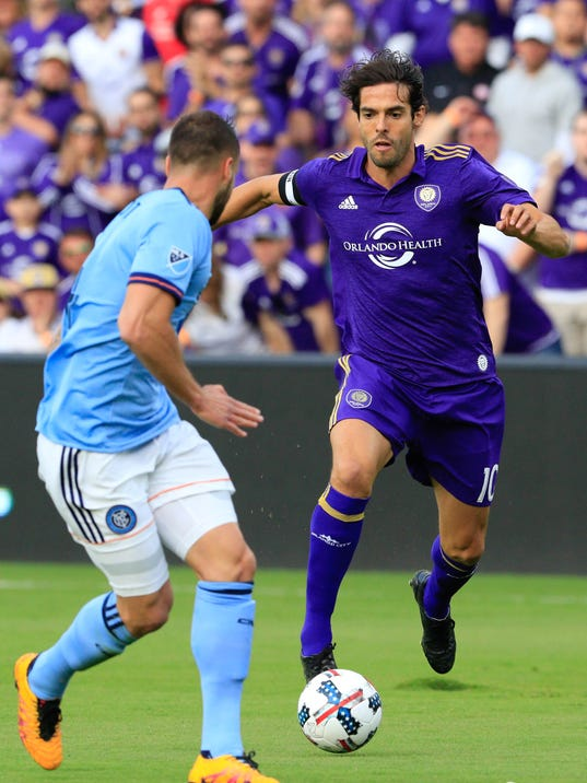 Orlando City S Kaka Is Highest Paid Player In Mls For