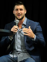 "Speaking at Music City Sports Festival on Saturday, former Florida Gators quarterback Tim Tebow said: ""I'm training every day and feel like I'm the best that I've ever been."""