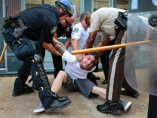 Police Shooting-Missouri