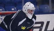 Red Wings draft pick Filip Larsson is a member of Sweden's U20 team.