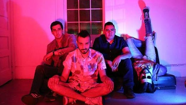 El Paso band Villains Kiss is set to release its latest