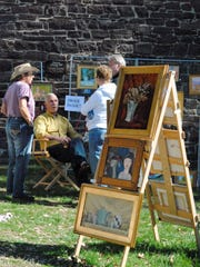 The Artsbridge Annual Clothesline Art Sale will take