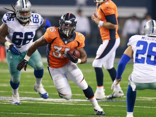 NFL: Preseason-Denver Broncos at Dallas Cowboys