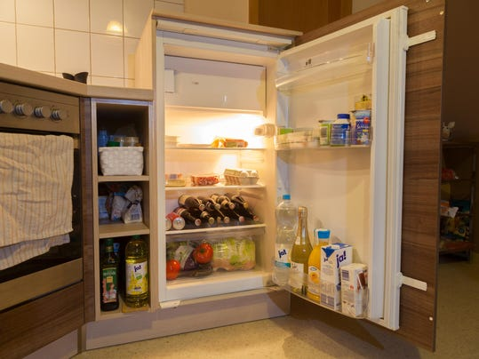 How much it costs to stock the average family refrigerator