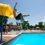 Springfield pools open for the season on Saturday.
