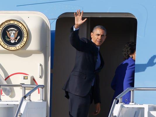 hammond obama asia trip