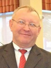 Ralph Lambert, candidate for Macomb County clerk