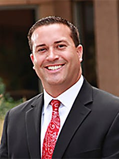 CEO Buddy Daniels. San Angelo Community Medical Center