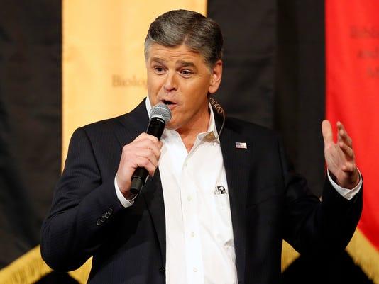Sean Hannity, Ted Cruz AP