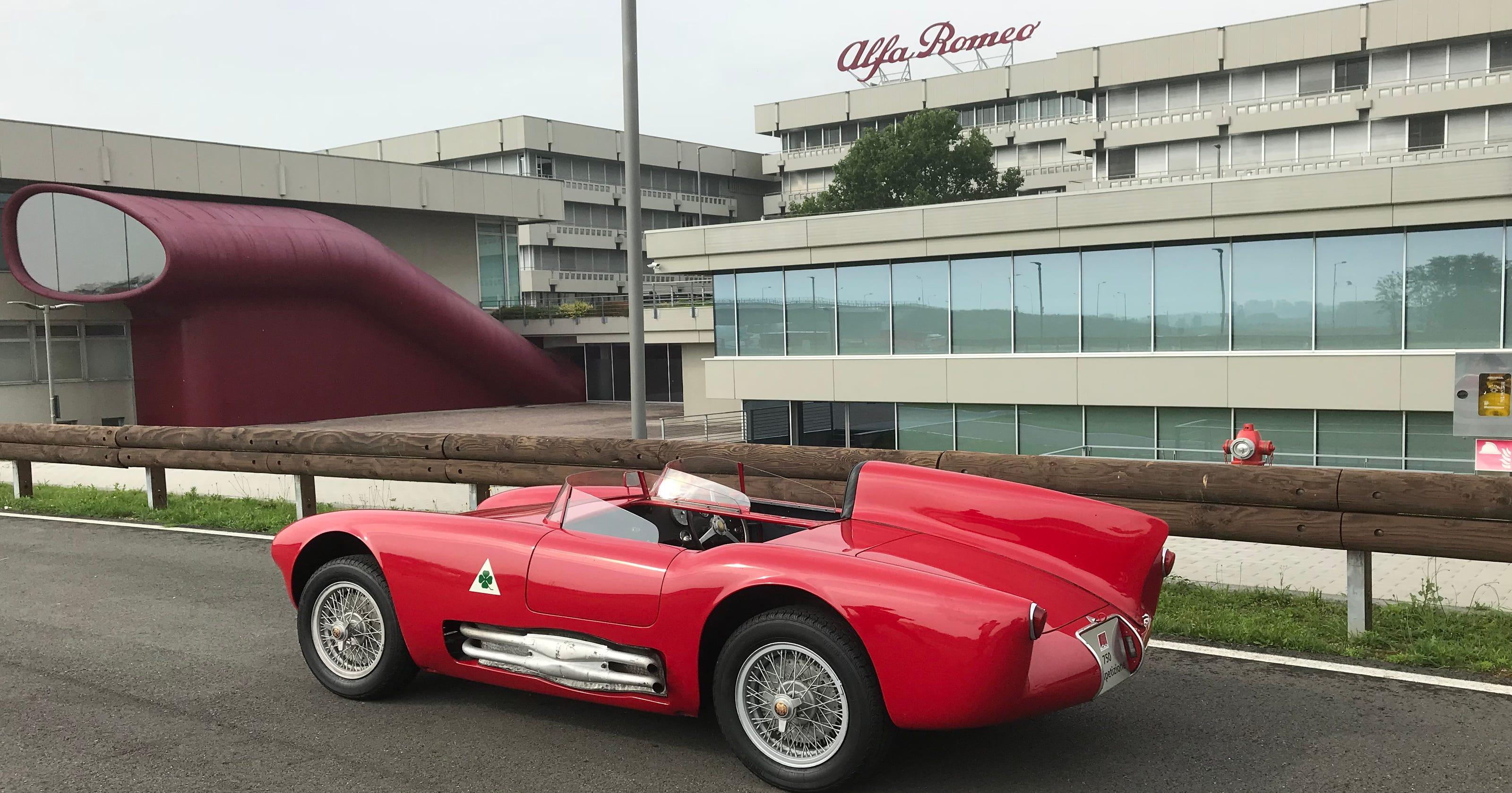 Fiat Chrysler Puts Alfa Romeo Maserati As Key Pieces Pinterest Front