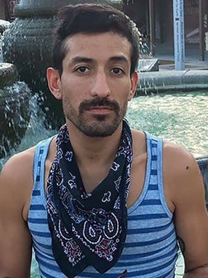 Joseles De La Cruz disappeared on June 17. His body was discovered Tuesday in a dirt alley in Cathedral City, family members said.