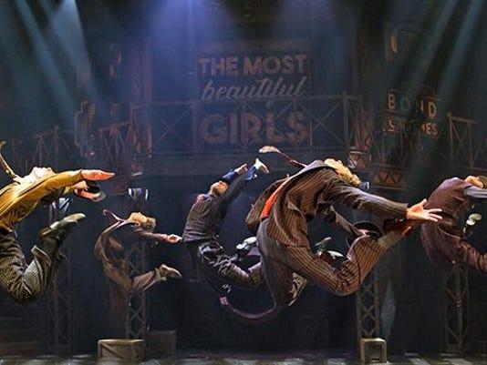 Guys &Dolls, Stratford Festival 2017