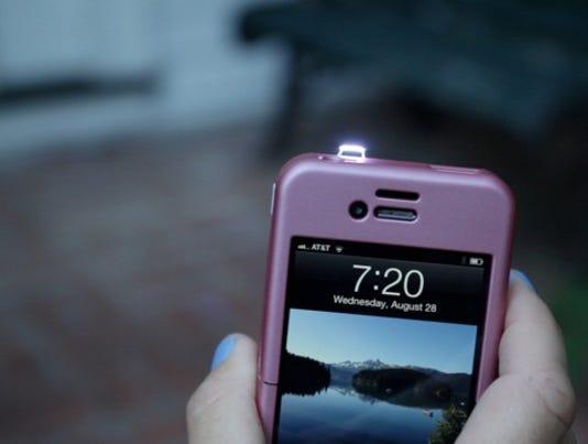TECH NOW shocker: iPhone case is a stun gun