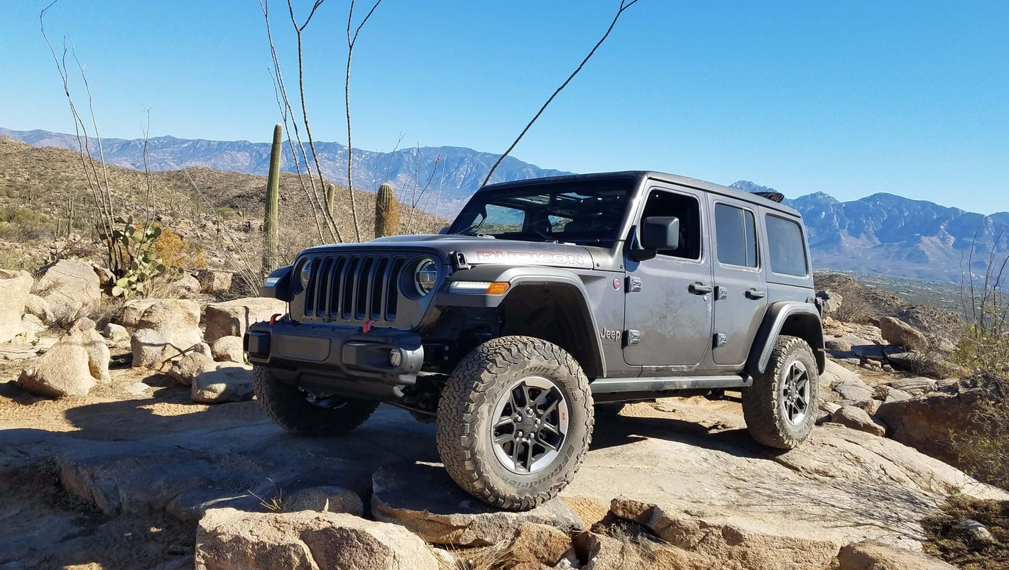 New world order: Jeep is a sales titan