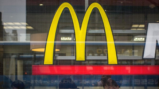 There are some 36,200 McDonald's around the world -- one of the reasons why the chain has staying power.