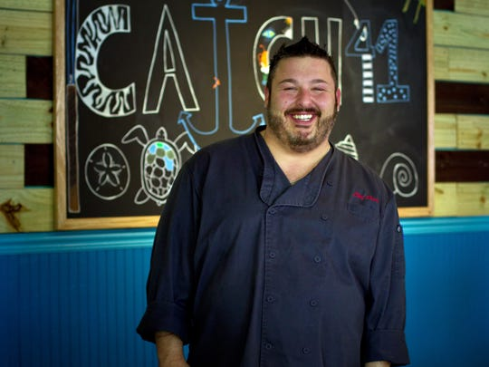 David Lani is the chef at Catch 41 Bar 'n' Grill in Ramada Inn on U.S. 41 in Naples.