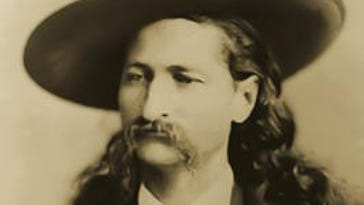 Answer Man:  Where did Wild Bill Hickok actually reside when he lived in Springfield?