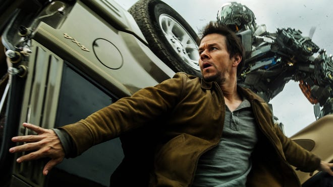 """Mark Wahlberg takes over as leading man in Michael Bay's """"Transformers"""" franchise."""