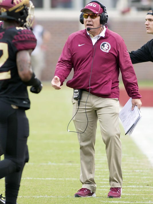 NCAA Football: Chattanooga at Florida State
