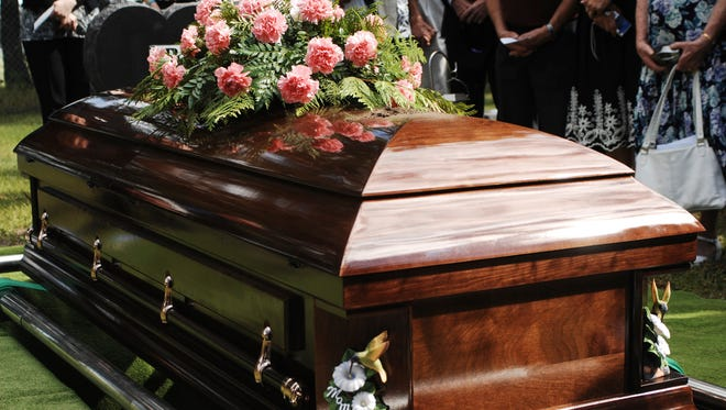 A coroner says a mix-up at the state crime lab led an Augusta area family to bury the wrong body during a closed-casket funeral.