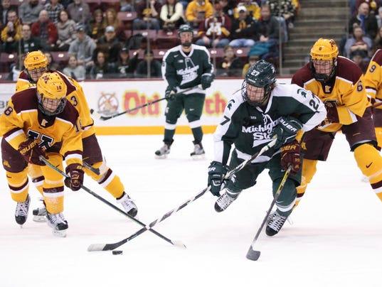 msu hockey, michigan state hockey