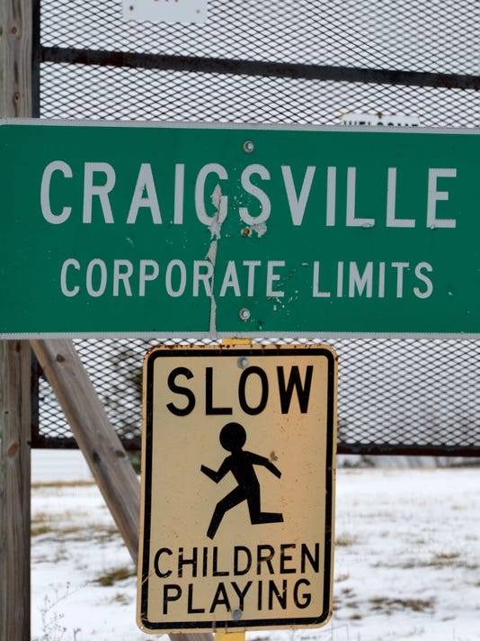 CraigsvilleSign1.JPG