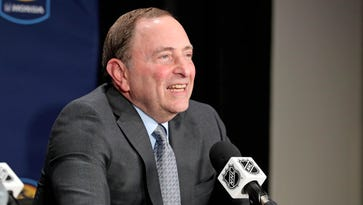 Gary Bettman doesn't believe NHL players will go to 2022 Beijing Games