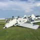 Planes flipped over as wind gusts hit Titusville airport, officials say