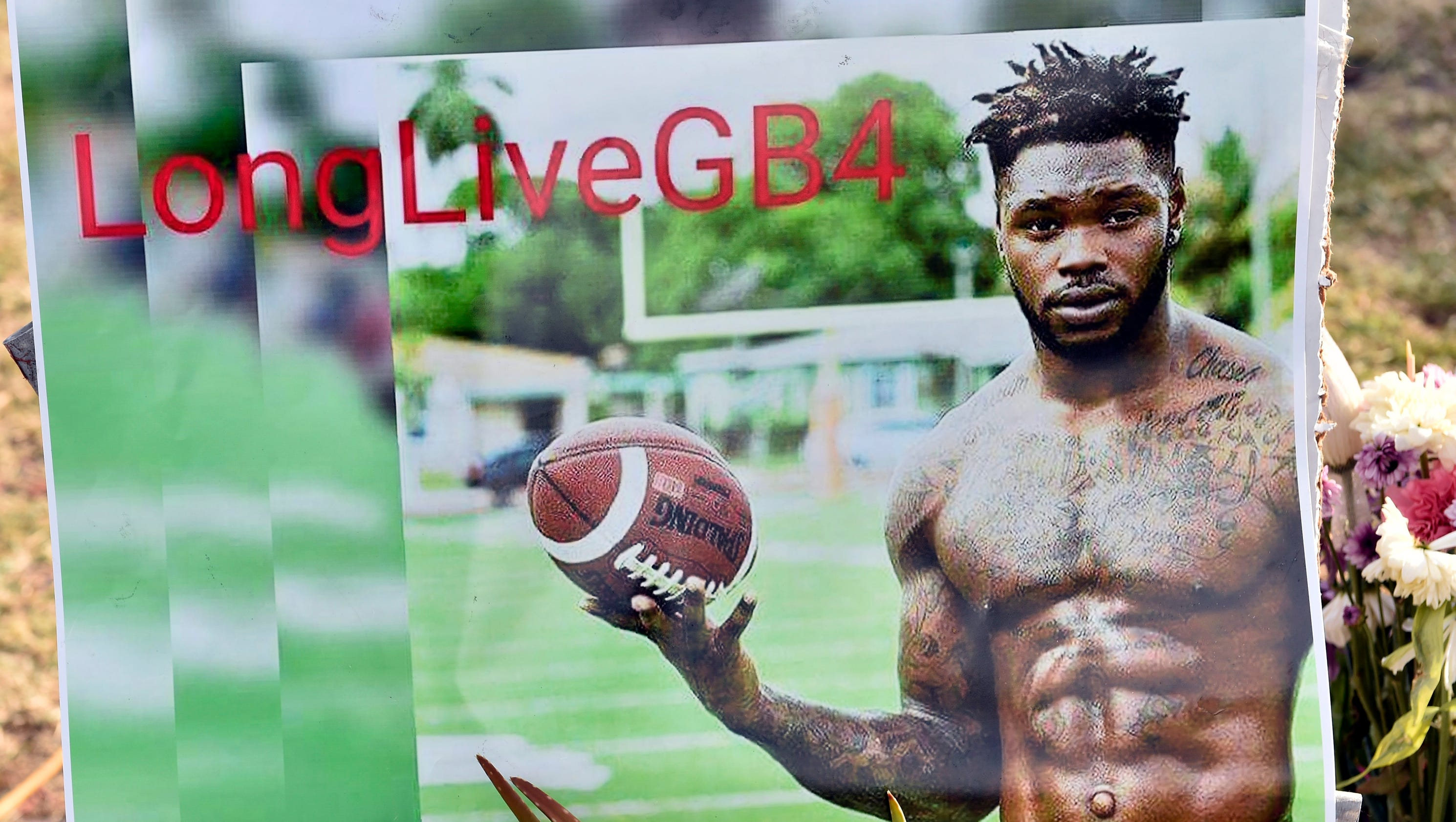 Why was former notre dame player greg bryant gunned down