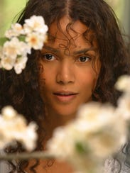 Halle Berry in the 2005 television adaptation of Zora