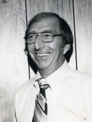 Pensacola radio legend Gordon Towne.