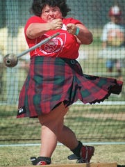 The Phoenix Scottish Games are March 3-4 at Steele