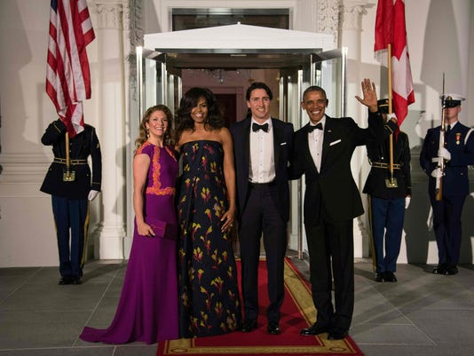 Canada State Dinner
