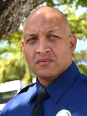 Officer John Edwards II, Guam Police Department