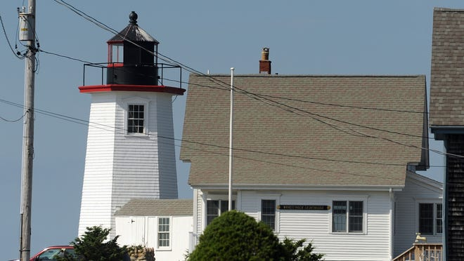 The noise and traffic from weddings and other major events at Wings Neck Lighthouse have riled neighbors for years. The state Appeals Court ruled Friday that the owner of the lighhouse must refrain from booking such events in the future.