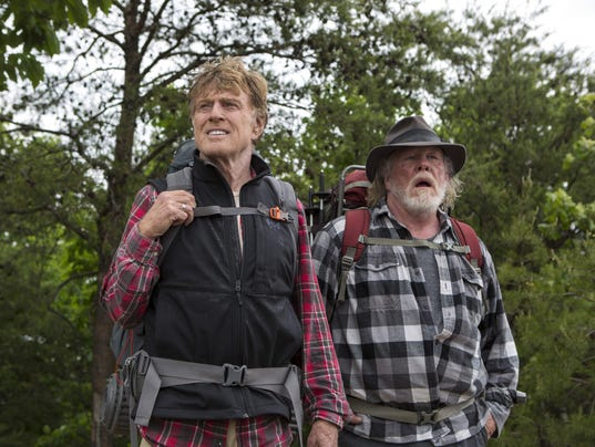 Robert Redford Nick Nolte