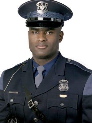 Michigan State Police Trooper Garry Guild