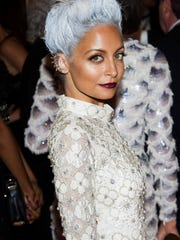 """In this May 6, 2013 file photo, Nicole Richie attends The Metropolitan Museum of Art's Costume Institute benefit celebrating """"PUNK: Chaos to Couture"""" in New York."""