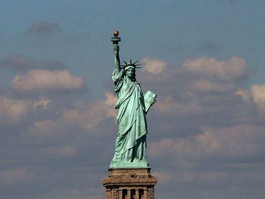national landmarks threatened by climate change